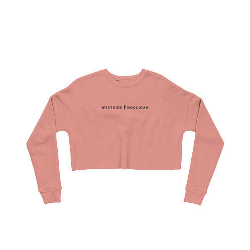 Bolt Cropped Crew