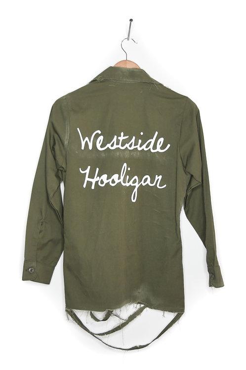 Classic Westside Printed Jacket