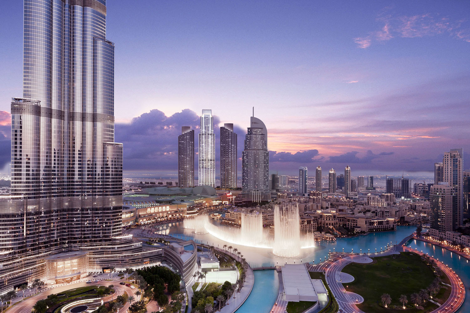 Emaar-launches-The-Address-Residence-Fou