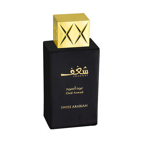 SHAGHAF OUD ASWAD 985 75ML EDP