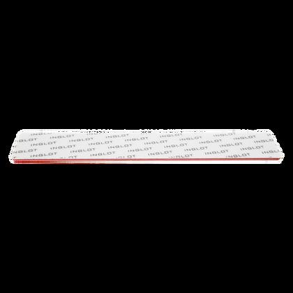 NAIL FILE 80/100 (RED)