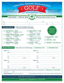 sponsor registration form