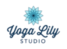 Yoga Lily logo design