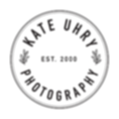 Kate Uhry photography logo design