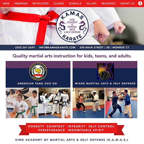 KAMAS Karate