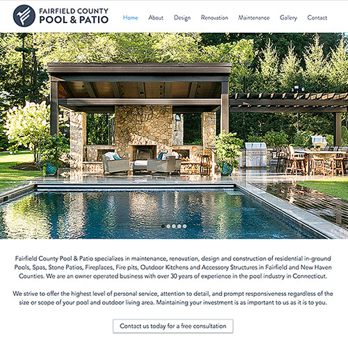 Fairfield County Pool & Patio
