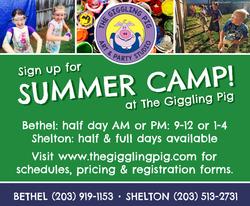 GP summer camp ad