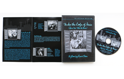package design for Criterion