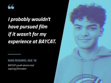 """My duty as a filmmaker...,"" Meet Nino Rosario"