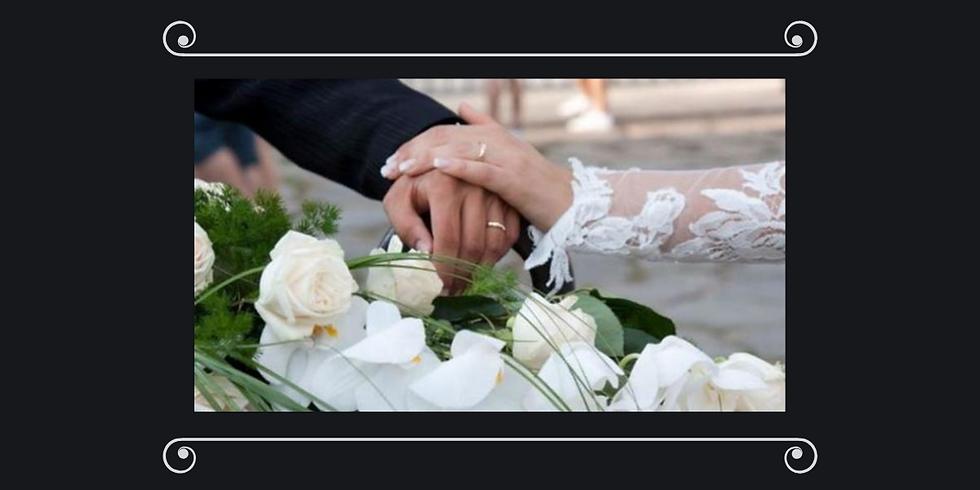 BODAS MASIVAS / RENOVACION VOTOS MATRIMONIALES