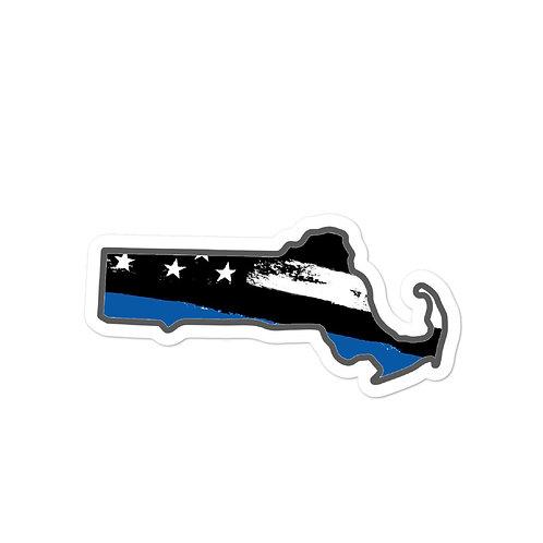 Massachusetts Blue Line