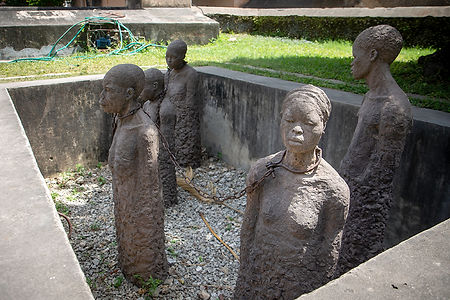Slave Memorial | Slave Market | Stone Town | Zanzibar | Tanzania | Shots and Tales