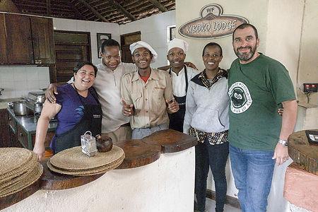 Kiboko Lodge staff | Arusha | Tanzania | Shots and Tales