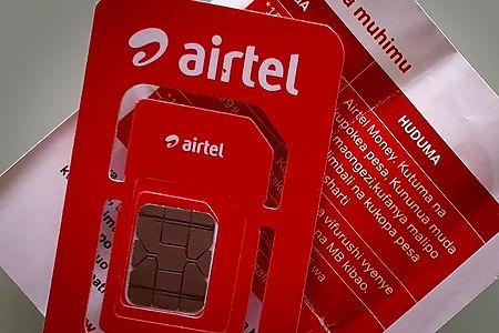 Airtel Sim Card | Tanzania | Shots and Tales
