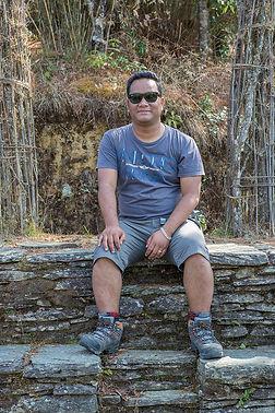 Lukesh Tilja Pun - Nepal Trekking Guide