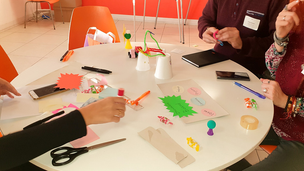 Design Thinking Workshop | Tink Tings | Malta | Prototyping