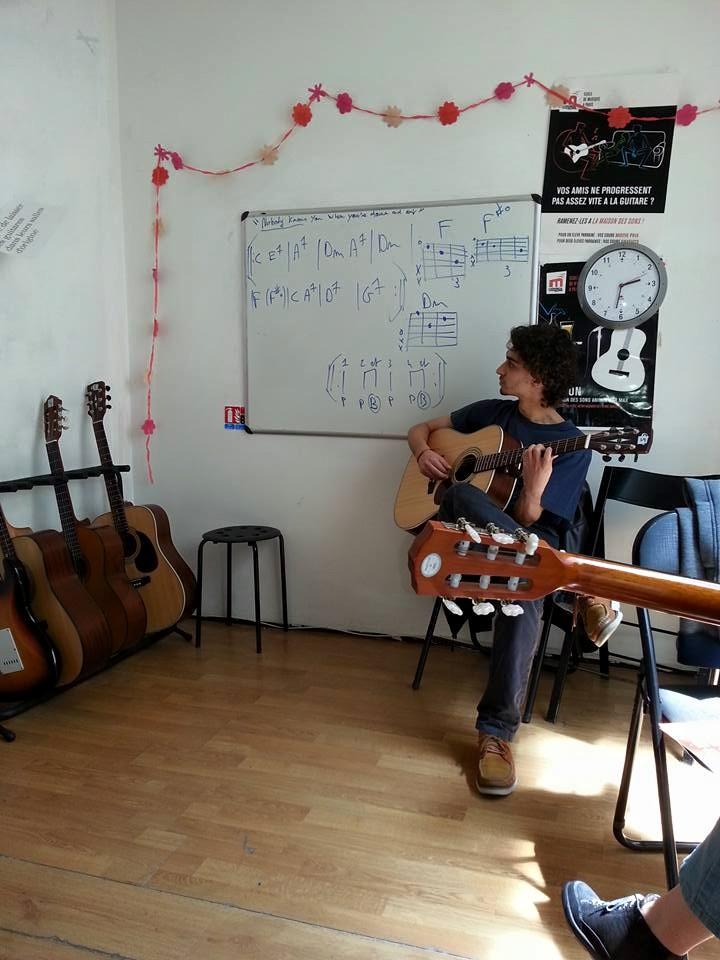 Ecole de musique LMDS salle 1