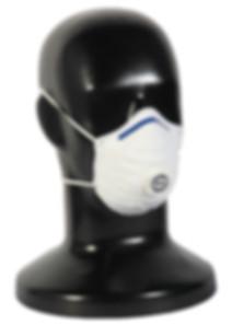 JL 126CV dust mask respirator