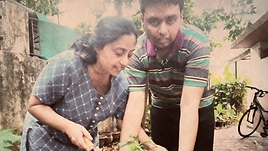 Gardening with Elizabeth
