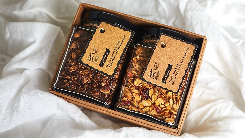 Zany's Granola Gift Box