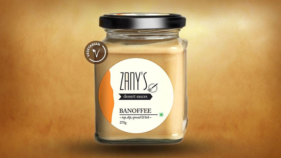 Banoffee Dessert Sauce