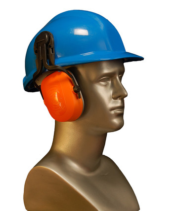 Leslico Helmet with earmuff