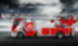 M42L firefighting vehicle