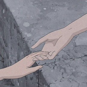 I reached for you