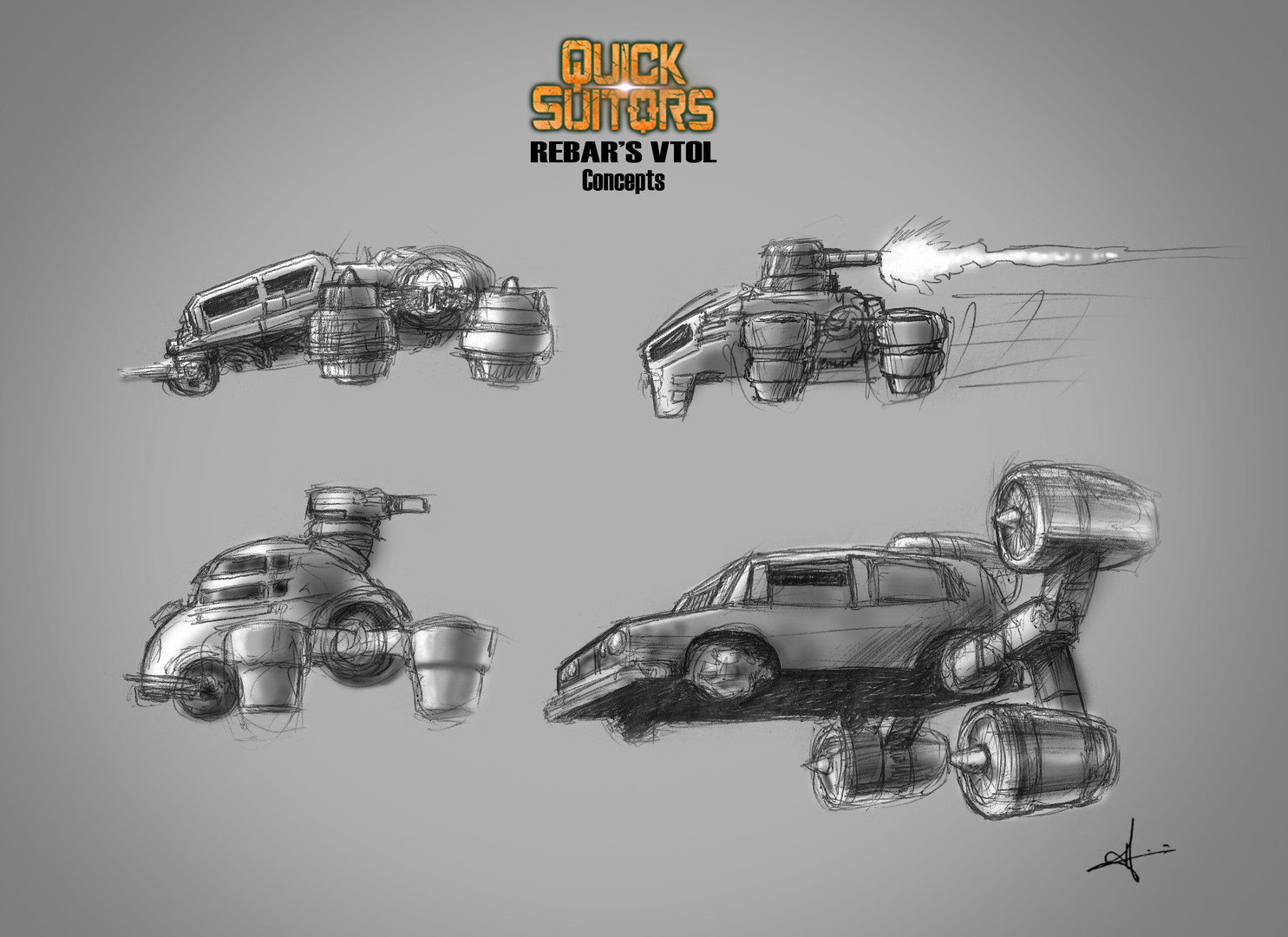 Rebar Ship Concepts