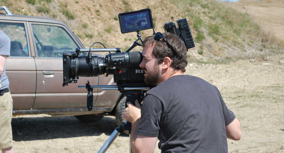 CINEMATOGRAPHER ISAAC ELLIOTT-FISHER