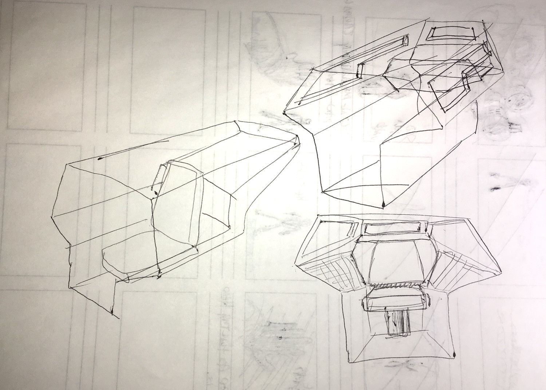 Cockpit Set Designs