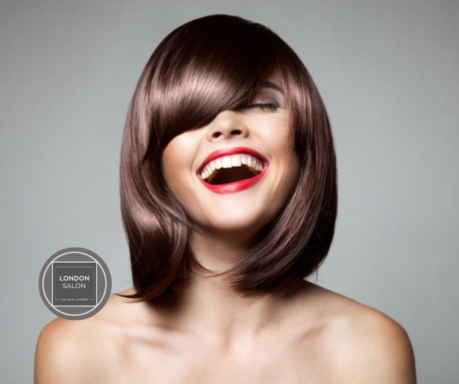 SHORT HAIR Keratin Smoothing Treatment