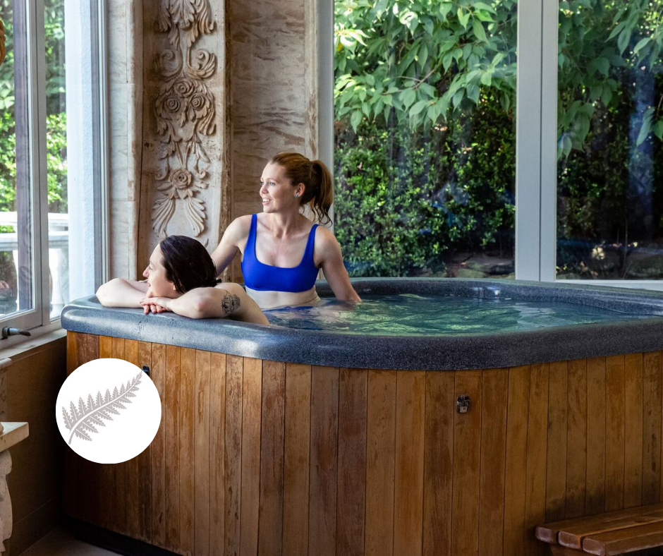 Indoor Spa for 2 at the Nugget Point Spa