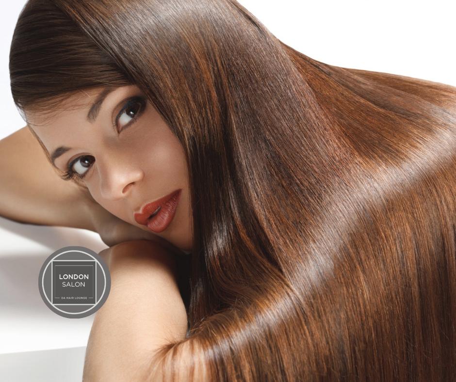THICK HAIR Keratin Smoothing Treatment
