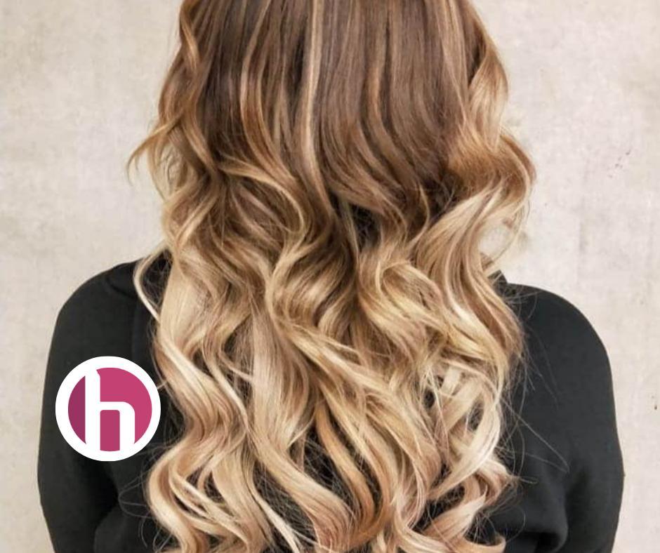 Ombre-balayage at Holland Hair