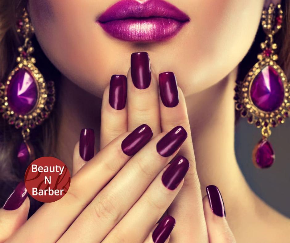 Manicure + Gel polish at Pal's Beauty