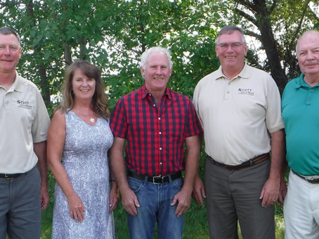 Meet your locally elected Scott SWCD Board Members