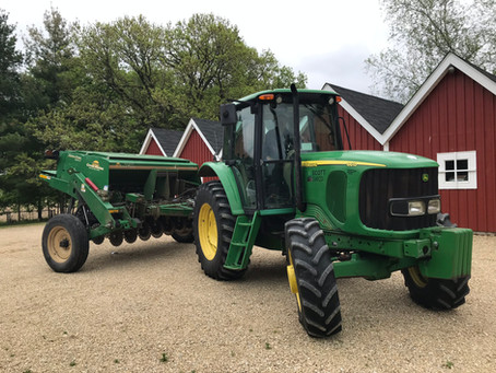 No-till Drills, Buckthorn Wrenches, and More Available for Rent from Scott SWCD