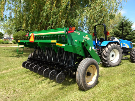 Ag Equipment Available for Rent with Scott SWCD