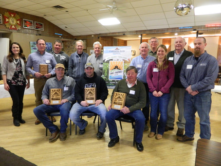 Lake-Friendly Farm Awards Presented to Local Farmers