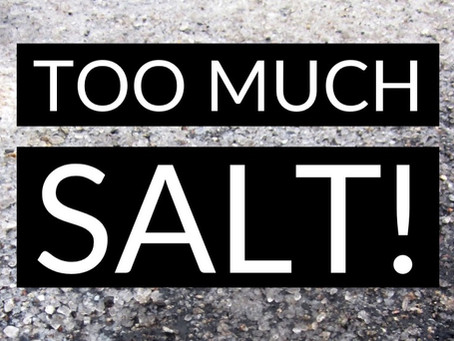 5 Ways to use Less Salt this Winter