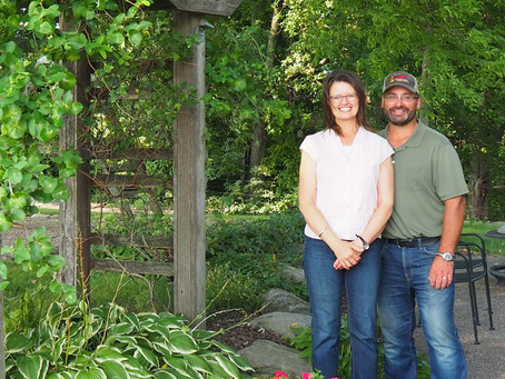 Vern and Becky Wick Named 2020 Conservation Leaders