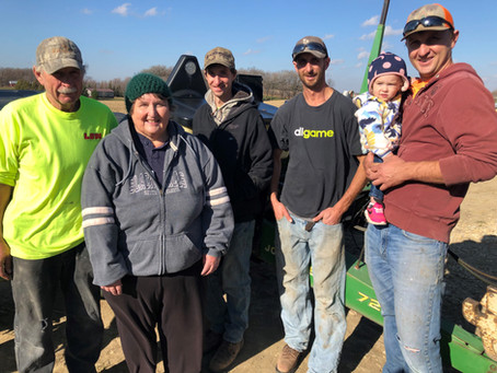 Local Farmers Plant for Soil Health: A Year in Review