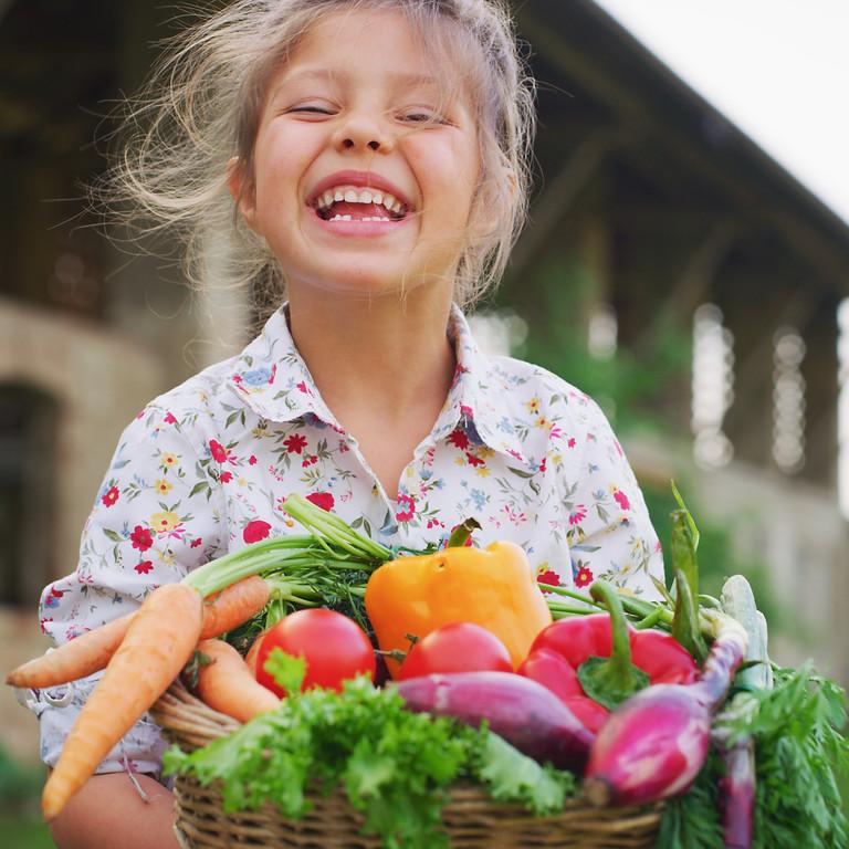Ernährung und ihr Einfluss auf die  Konzentration bei Kindern