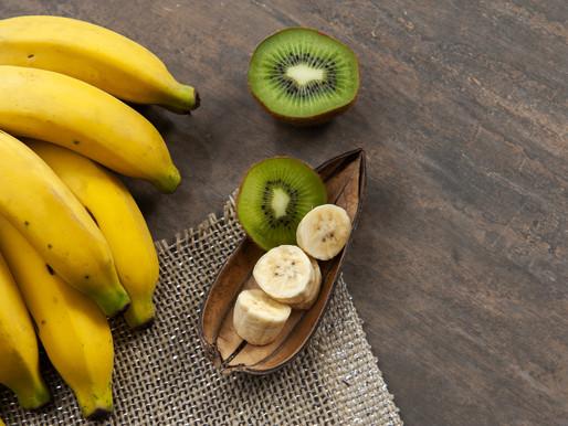 Warum Banane und Kiwi doch nicht so gesund sind für unsere Kinder