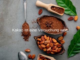 Kakao ist eine Versuchung wert.