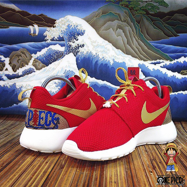 Nike Roshe One LUFFY