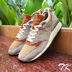 "New Balance 998 ""TONAL BROWN"""