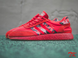 "Adidas Iniki ""BLOOD CAMO"""