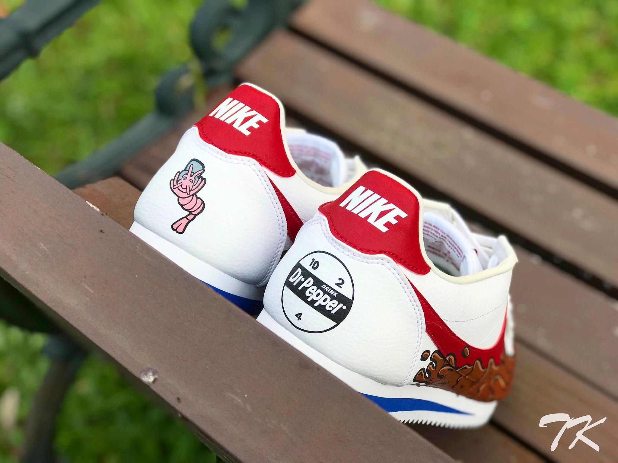 "Nike Classic Cortez ""FORREST GUMP"""